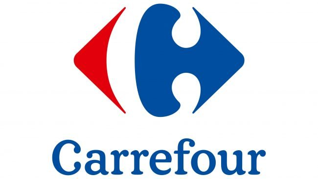 Carrefour Logotipo 2010-presente