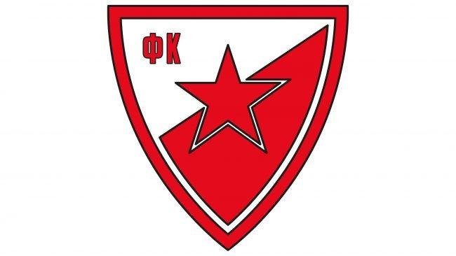 Crvena Zvezda Logotipo 1948-1971