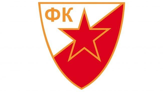 Crvena Zvezda Logotipo 1988-1992