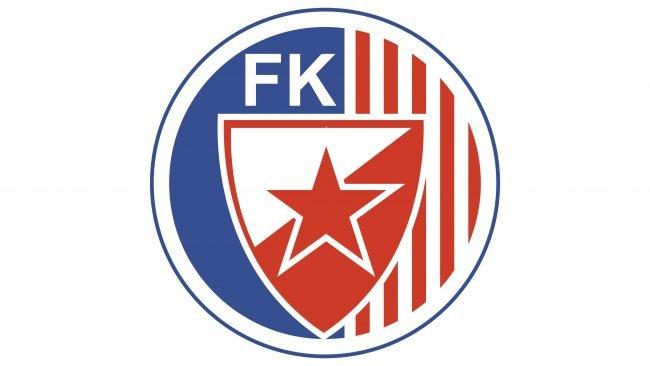 Crvena Zvezda Logotipo 1995-1998