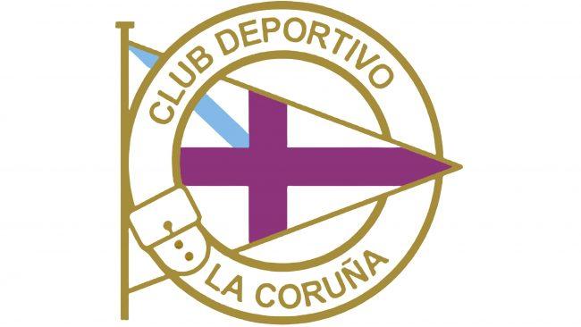 Deportivo La Coruna Logotipo 1931-1941
