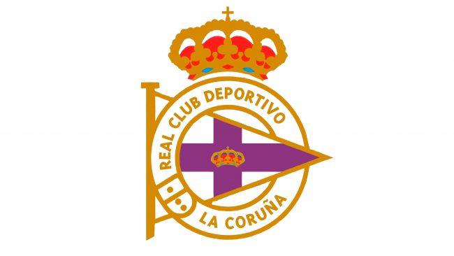 Deportivo La Coruna Logotipo 1941-1955