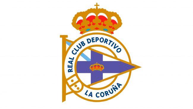 Deportivo La Coruna Logotipo 1962-1973