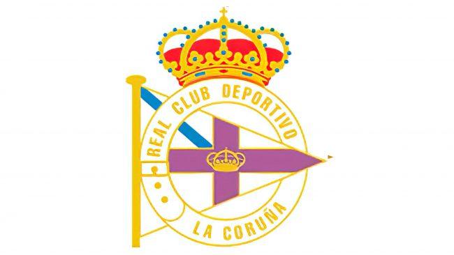 Deportivo La Coruna Logotipo 1997-2000