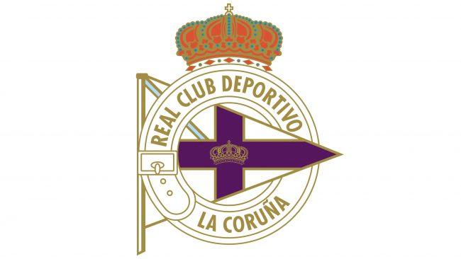 Deportivo La Coruna Logotipo 2000-presente