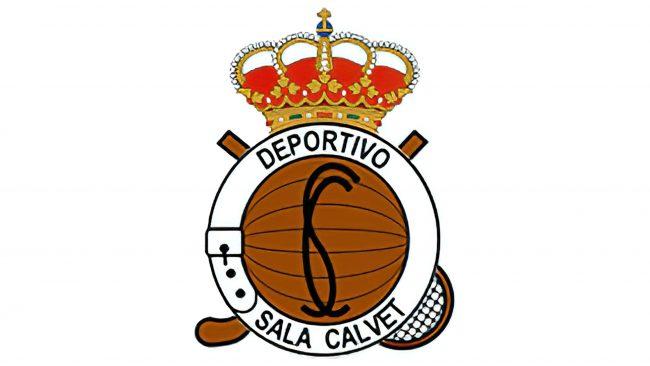 Deportivo Sala Calvet Logotipo 1910-1911