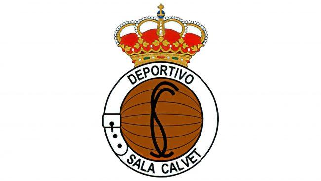 Deportivo Sala Calvet Logotipo 1911-1912