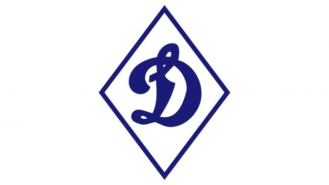 Dynamo Kiev Logotipo 1927-1938