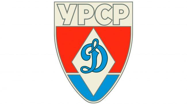 Dynamo Kiev Logotipo 1970-1988