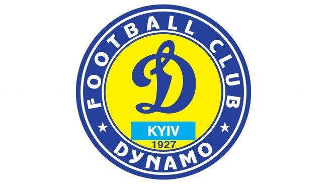 Dynamo Kiev Logotipo 1996-2010