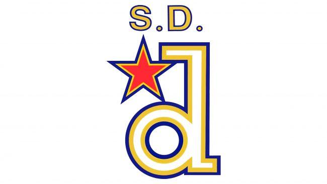 Dynamo Zagreb Logotipo 1945-1954