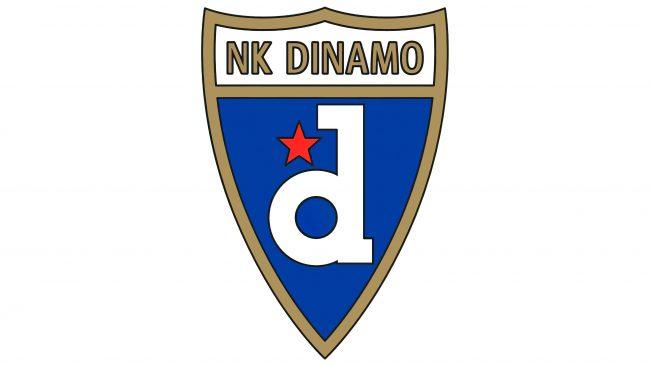 Dynamo Zagreb Logotipo 1954-1970