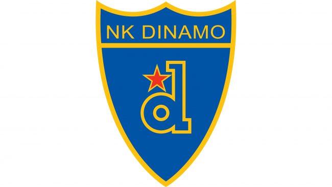 Dynamo Zagreb Logotipo 1970-1982