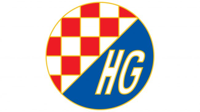 Dynamo Zagreb Logotipo 1991-1993