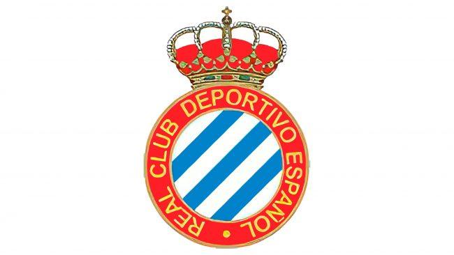 Espanyol Logotipo 1940-1960