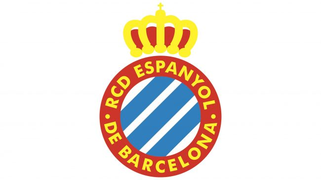 Espanyol Logotipo 1995-2005