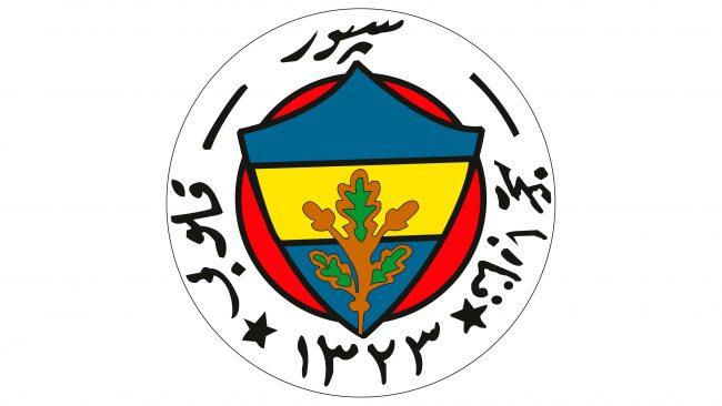Fenerbahce Logotipo 1912-1914