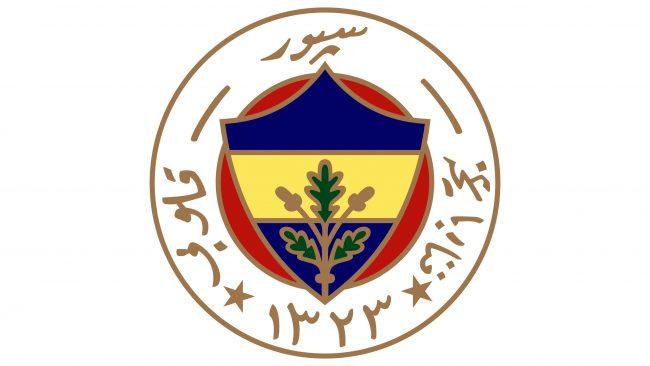 Fenerbahce Logotipo 1914-1928