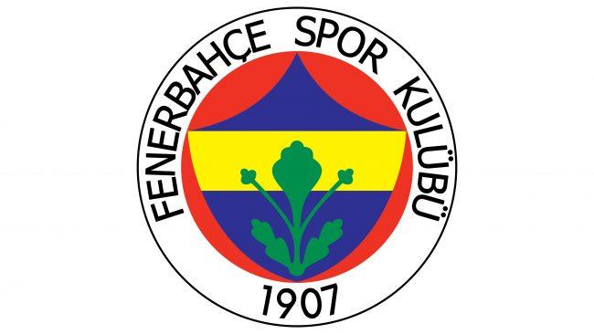 Fenerbahce Logotipo 1928-1959