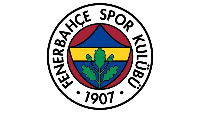 Fenerbahce Logotipo 1959-1963