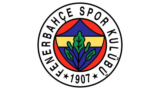 Fenerbahce Logotipo 1964-1968