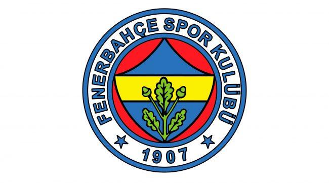 Fenerbahce Logotipo 1968-1979
