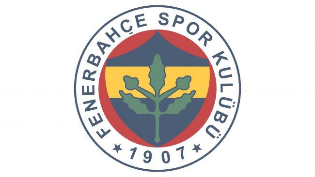 Fenerbahce Logotipo 1979-1983