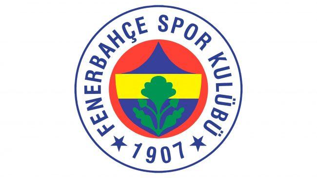 Fenerbahce Logotipo 1983-1986