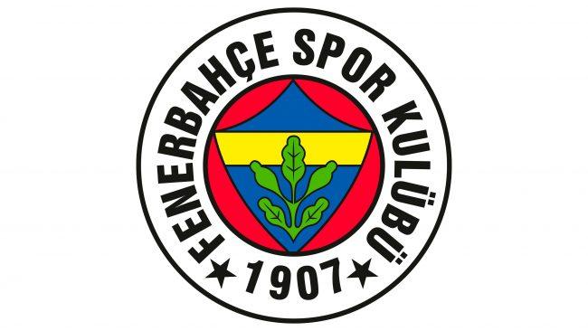 Fenerbahce Logotipo 1986-1989