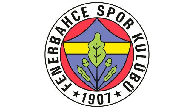 Fenerbahce Logotipo 1989-1990