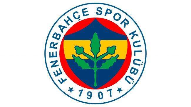 Fenerbahce Logotipo 1990-1992