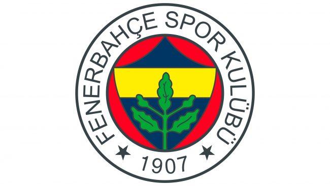 Fenerbahce Logotipo 1992-presente