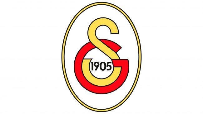 Galatasaray Logotipo 1923-1961