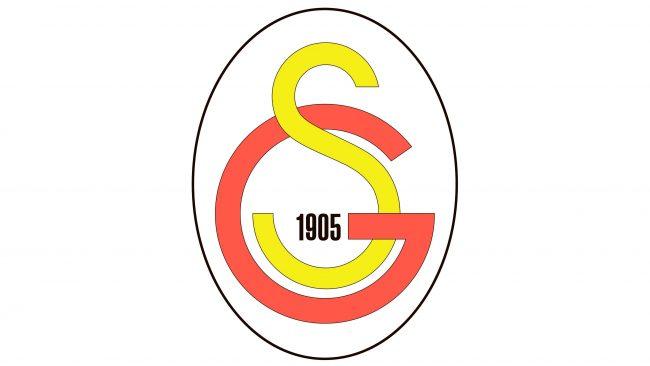 Galatasaray Logotipo 1961-1987