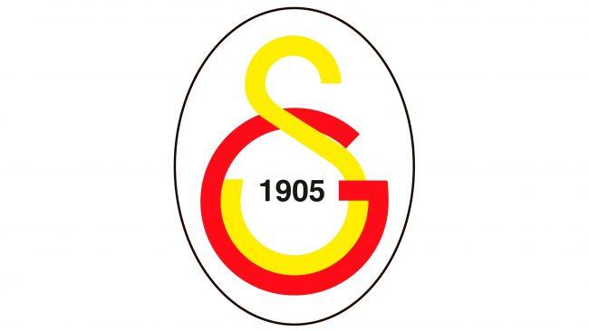 Galatasaray Logotipo 1987-1993