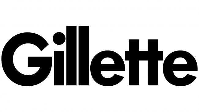 Gillette Logo 1974-1989