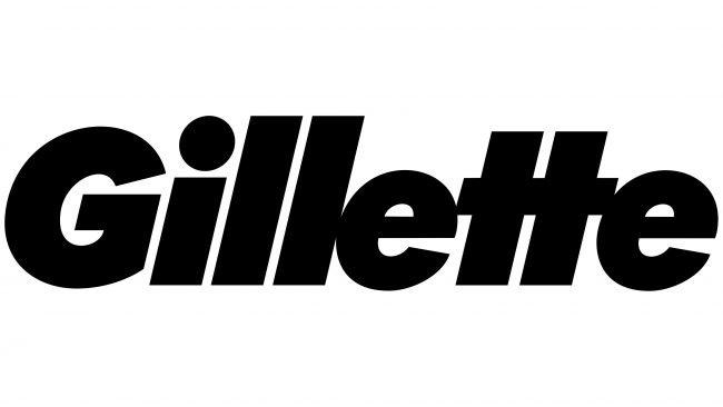 Gillette Logo 1989-2009