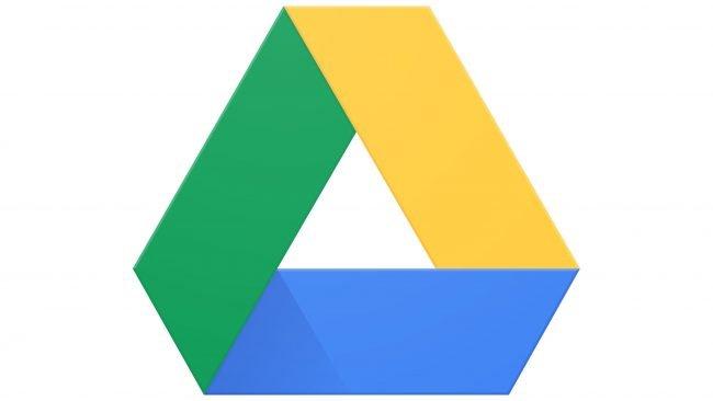 Google Drive Logo 2014-2020