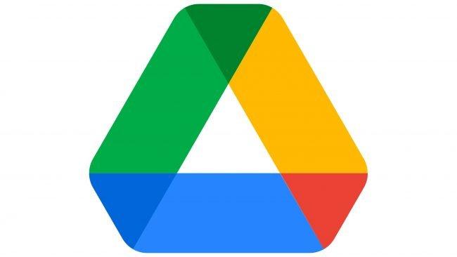 Google Drive Logo 2020-presente