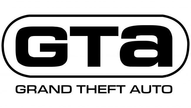 Grand Theft Auto Logotipo 1999-2001