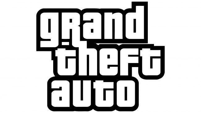 Grand Theft Auto Logotipo 2001-2008