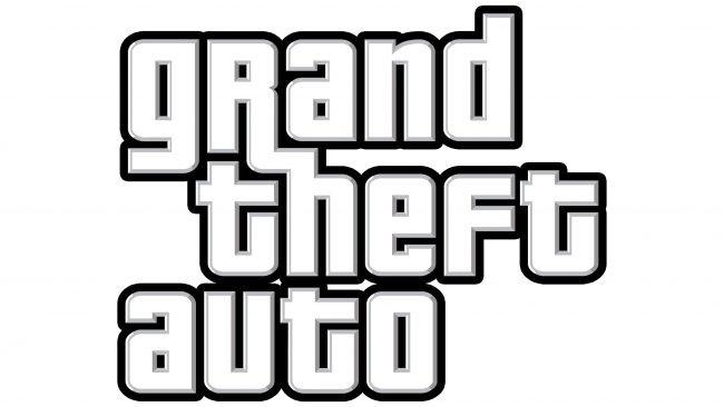 Grand Theft Auto Logotipo 2008-2013
