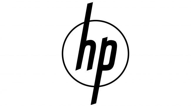 Hewlett-Packard Logo 1954-1974