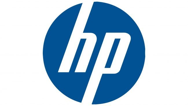 Hewlett-Packard Logo 2008-2014