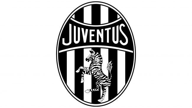 Juventus FC Logotipo 1929-1931