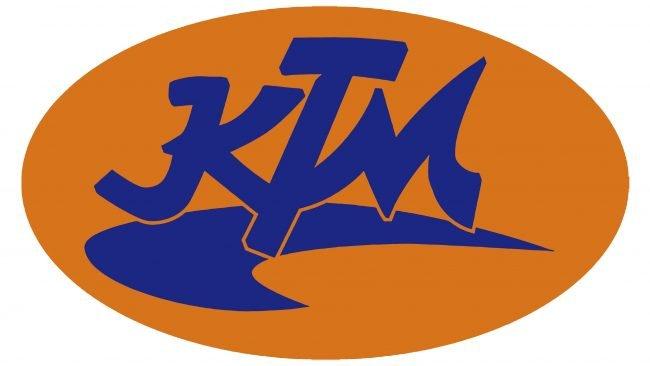 KTM Logotipo 1954-1958