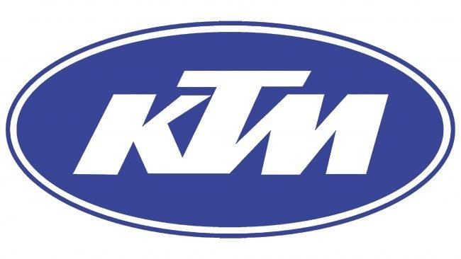 KTM Logotipo 1978-1989