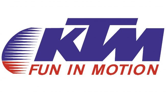 KTM Logotipo 1989-1992