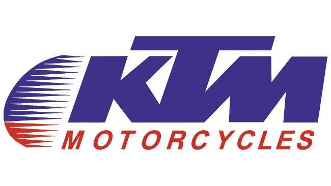 KTM Logotipo 1992-1996