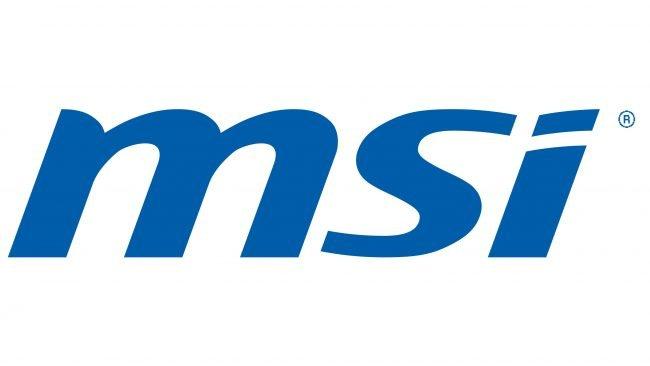 MSI Logotipo 2009-present